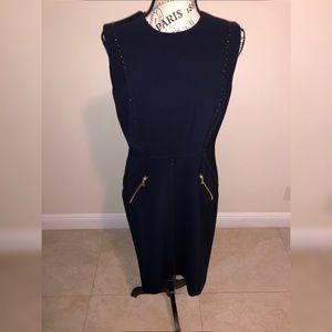 Donna Karan blue dress NEVER WORN